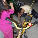 In der Fahrradwerkstatt 3